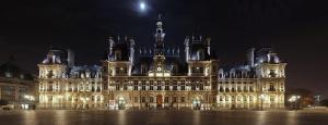 Prefeitura, Paris, França,viagens, turismo, roteiros, pacotes, lua de mel, agência, agência de viagens, Notre Dame, Torre Eiffel, Napoleão, Invalides, Campo de Marte, Ecole Militaire, Arco do Triunfo